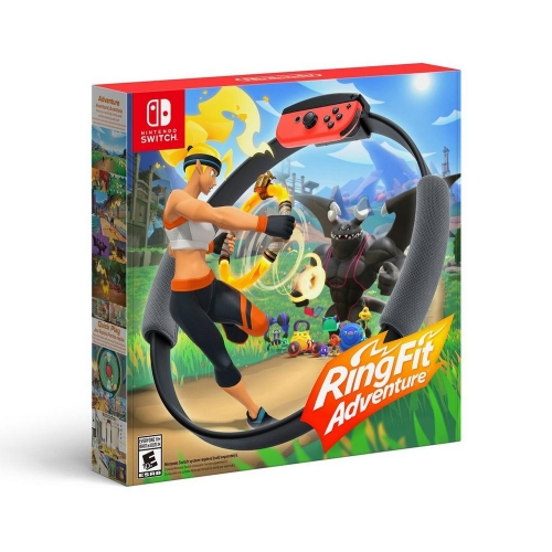 Ring Fit Adventure Switch