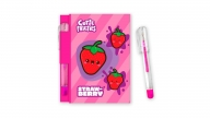 Set Libreta + Lápiz Pocket Fresa Cutie Fruities