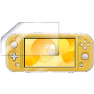 Set Protector Screen And System Nintendo Switch Lite Hori