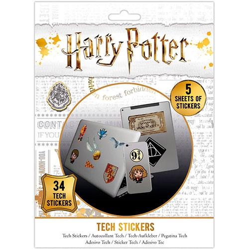 Set Stickers Harry Potter