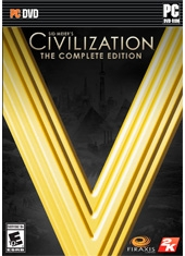Sid Meiers Civilization V The Complete Edition