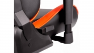 Silla Gamer Armor Orange/Black Cougar