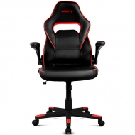 Silla Gamer DR75 Black Red Drift