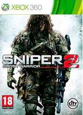 Sniper 2 Ghost Warrior Xbox 360