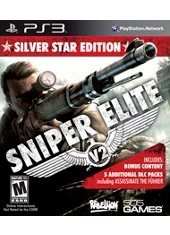 Sniper Elite V2 Silver Star Edition PS3