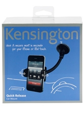 Soporte Auto Quick Release iPhone 4 Kensington