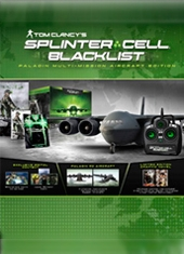 Splinter Cell Blacklist Paladin Aircraft Edition Xbox 360