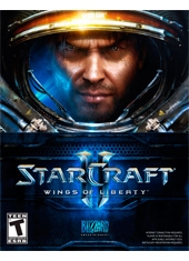 Starcraft II Wings of Liberty PC/MAC Esp. Blizzard
