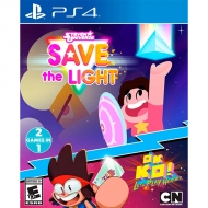 Steven Universe Save The Light & Ok K.O! Let´s Play Heroes PS4