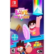 Steven Universe Save The Light & Ok K.O! Let´s Play Heroes Nintendo Switch