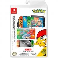 Sticker Kanto Evolutions Switch Skin Protector Set