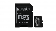 Tarjeta Micro SDHC 32GB C10 U1 Canvas Select Plus Kingston