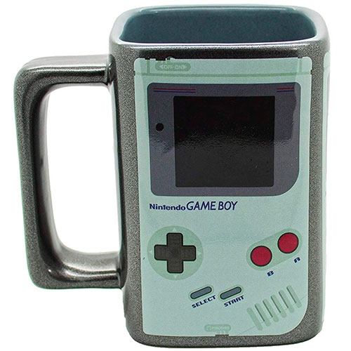 Tazón 3D Game Boy