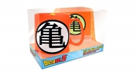 Tazón Dragon Ball Z Goku Symbols And Coaster Gift Set