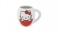 Tazón Mug Hello Kitty I Love Apples