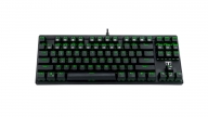 Teclado Gamer Mecánico T-IGK302 T-Dagger Brown Switch