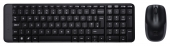 Teclado Wireless + Mouse Mk220  Logitech