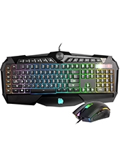 Teclado + Mouse Challenger Prime RGB Combo Tt eSports