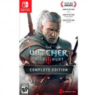 The Witcher III Wild Hunt Switch