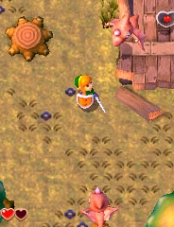 The Legend Of Zelda A Link Between Worlds Selects 3DS