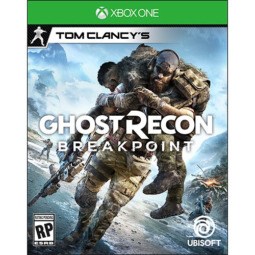 Tom Clancys Ghost Recon Breakpoint Xbox One