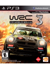 WRC 3 FIA World Rally Championship PS3