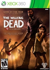 Walking Dead Game of the Year Edition Xbox 360