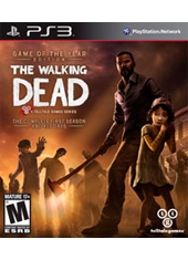 Walking Dead Game of the Year Edition PS3