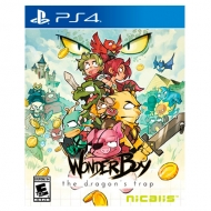 Wonder Boy The Dragons Trap PS4