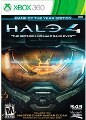 Halo 4 Game of the Year Edition Xbox 360