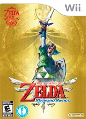 Zelda Skyward Sword Multi-idioma Wii