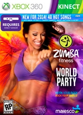 Zumba Fitness World Party (Kinect) Xbox 360