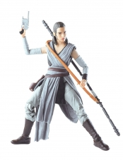 Figura Star Wars Black Series  Rey Jedi Training 6""