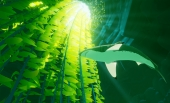Abzu, PS4, Ocean, Diving, Swimming, Simulator, PlayStation 4,