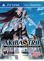 Akibas Trip Undead & Undressed PS Vita