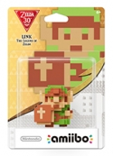 Figura Nintendo Amiibo Link 8bits The Legend Of Zelda Series