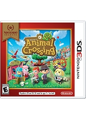 Animal Crossing New Leaf Nintendo Selects 3DS