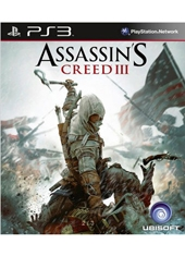 Assassins Creed III PS3 3D Multilenguaje
