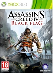 Assassins Creed IV Black Flag Xbox 360