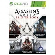 Assassins Creed Ezio Trilogy Xbox 360