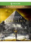 Assassins Creed Origins Gold Edition Xbox One