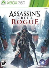 Assassins Creed Rogue Xbox 360