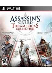Assassins Creed The Americas Collection PS3