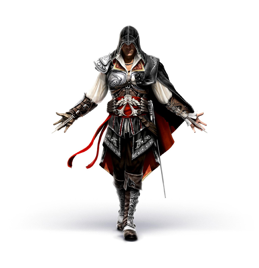 Assassins Creed The Ezio Collection Ps4 Microplay