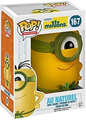 Figura POP! Minions Movie Au Naturel