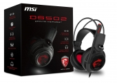 Audífonos Gaming DS502 MSI
