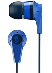 Audífonos In Ear INKD 2.0 Wireless Con Micrófono Azul Skullcandy