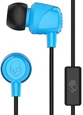 Audífonos In Ear JIB con Micrófono Blue / Black Skullcandy