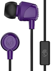 Audífonos In Ear JIB con Micrófono Purple / Black Skullcandy
