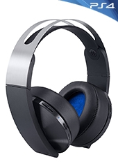 Audífonos PS4 Platinum Wireless Headset Sony